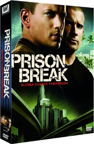 Prison Break: Cuarta Temporada - CeX (IC): - Comprar, vender, Donar