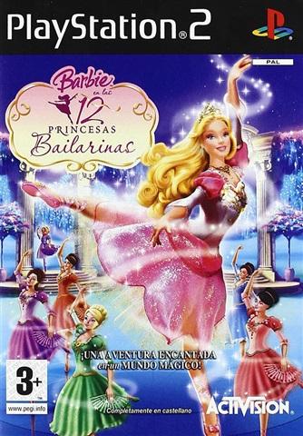 Barbie 12 Princesas Bailarinas Cex Ic Comprar Vender Donar